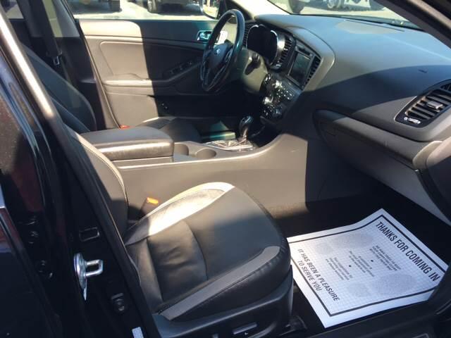 2013 Kia Optima Hybrid EX 4dr Sedan - Springdale AR