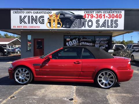 2003 BMW M3 for sale in Springdale, AR