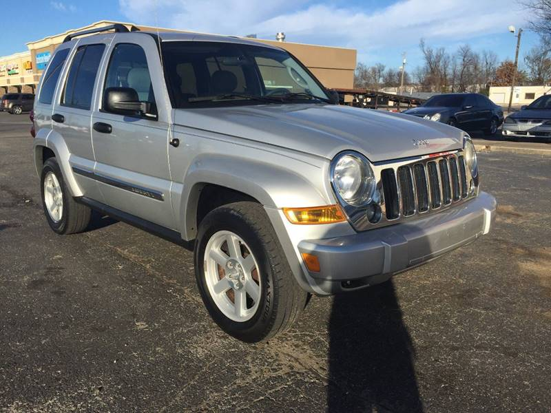 2007 Jeep Liberty Limited 4dr SUV 4WD   Springdale AR