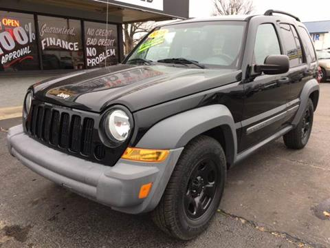 2005 Jeep Liberty for sale in Springdale, AR