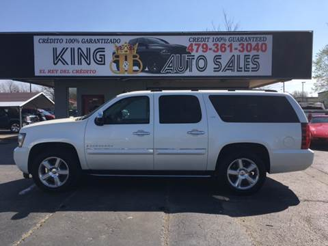 2008 Chevrolet Suburban for sale in Springdale, AR