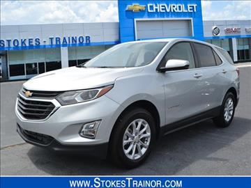 2018 Chevrolet Equinox for sale in Newberry, SC