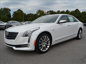 2017 Cadillac CT6 for sale in Newberry, SC