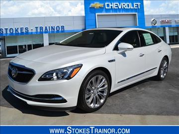 2017 Buick LaCrosse for sale in Newberry, SC
