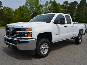 2017 Chevrolet Silverado 2500HD for sale in Newberry, SC
