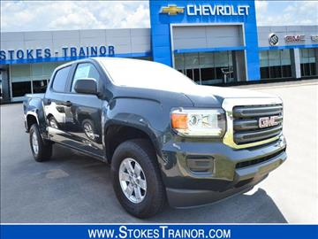 2017 GMC Canyon for sale in Newberry, SC