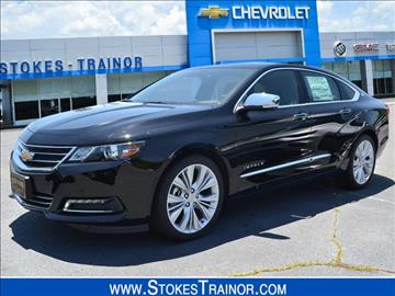 2017 Chevrolet Impala for sale in Newberry, SC