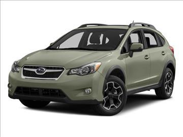 2015 Subaru XV Crosstrek for sale in Albany, NY