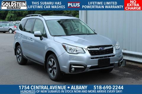 2018 Subaru Forester for sale in Albany NY