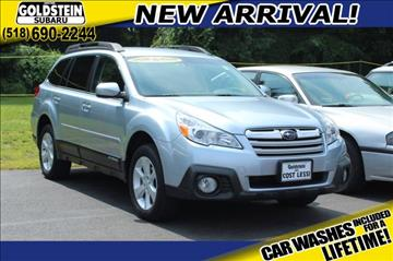 2013 Subaru Outback for sale in Albany, NY