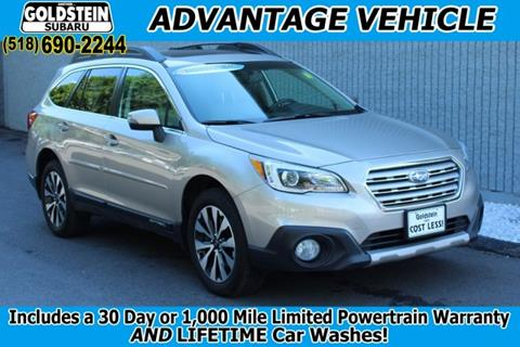 2015 Subaru Outback for sale in Albany NY