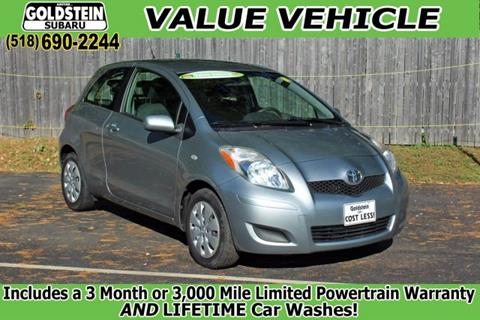 2010 Toyota Yaris for sale in Albany NY