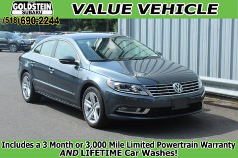 2015 Volkswagen CC for sale in Albany, NY