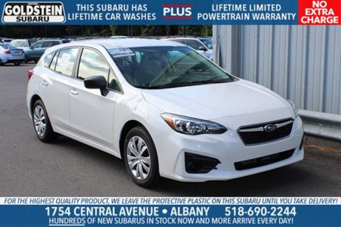 2018 Subaru Impreza for sale in Albany NY