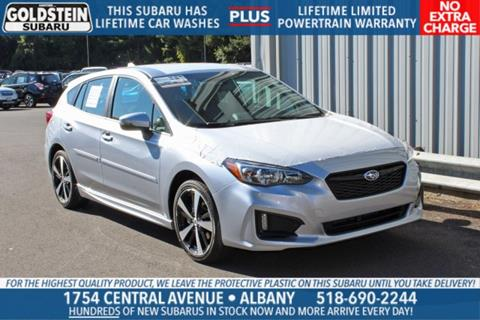 2018 Subaru Impreza for sale in Albany, NY