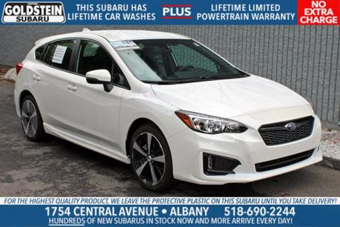 2018 Subaru Impreza for sale in Albany NY