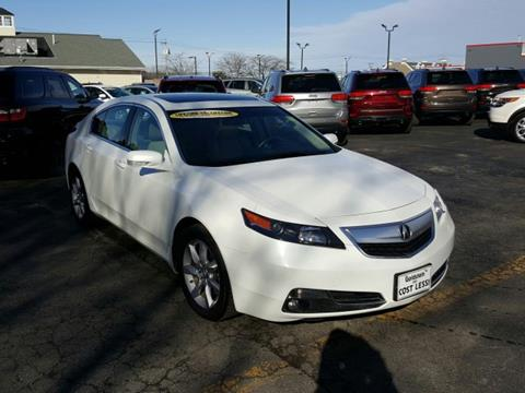 2013 Acura TL for sale in Albany, NY