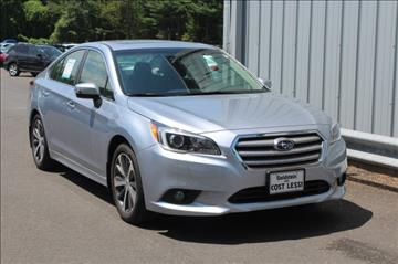 2017 Subaru Legacy for sale in Albany, NY