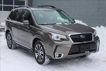 2017 Subaru Forester for sale in Albany, NY