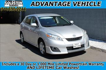 2009 Toyota Matrix for sale in Albany, NY