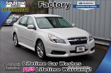 2013 Subaru Legacy for sale in Albany, NY