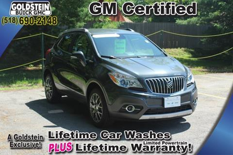 2016 Buick Encore for sale in Albany, NY