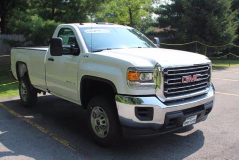 2018 GMC Sierra 2500HD for sale in Albany, NY