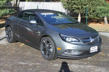 2017 Buick Cascada for sale in Albany, NY