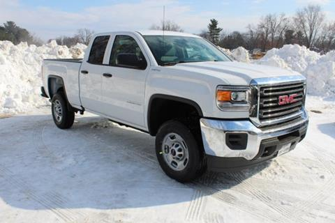 2017 GMC Sierra 2500HD for sale in Albany, NY
