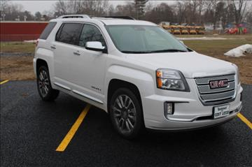 2017 GMC Terrain for sale in Albany, NY