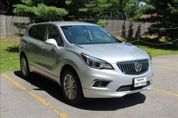 2017 Buick Envision for sale in Albany, NY