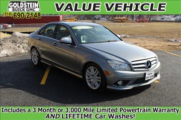 2009 Mercedes-Benz C-Class for sale in Albany, NY