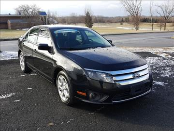2010 Ford Fusion for sale in Albany, NY