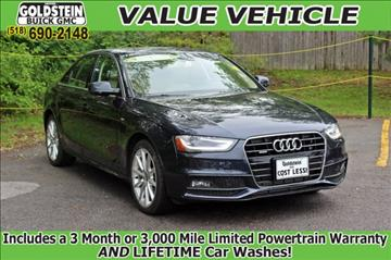 2015 Audi A4 for sale in Albany, NY