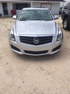 2013 Cadillac ATS for sale in Monroeville, AL