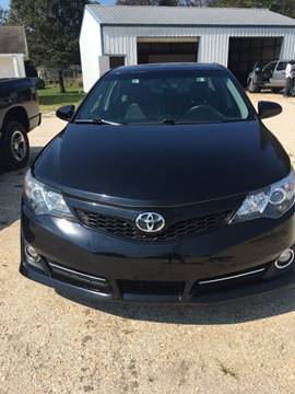 2014 Toyota Camry for sale in Monroeville, AL
