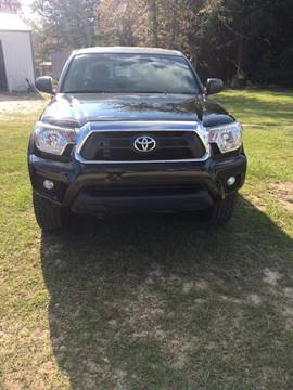 2015 Toyota Tacoma for sale in Monroeville, AL