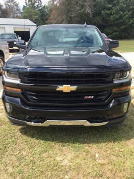 2017 Chevrolet Silverado 1500 for sale in Monroeville, AL