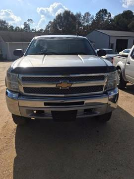 2013 Chevrolet Silverado 1500 for sale in Monroeville, AL
