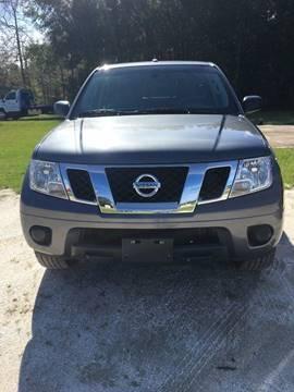2016 Nissan Frontier for sale in Monroeville, AL