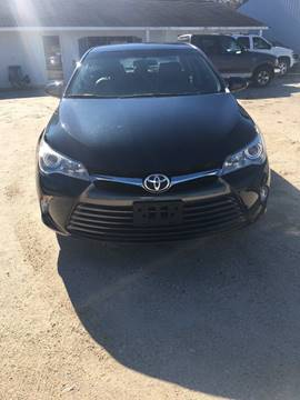 2015 Toyota Camry for sale in Monroeville, AL