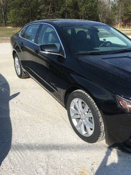 2017 Chevrolet Impala for sale in Monroeville, AL