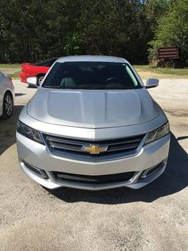 2016 Chevrolet Impala for sale in Monroeville, AL