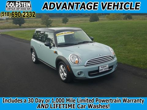 2013 MINI Clubman for sale in Latham, NY