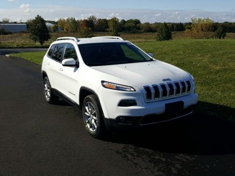 2018 Jeep Cherokee for sale in Latham, NY