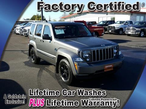 2012 Jeep Liberty for sale in Latham, NY