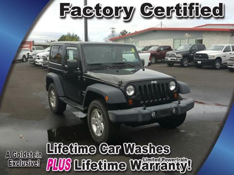 2013 Jeep Wrangler for sale in Latham, NY