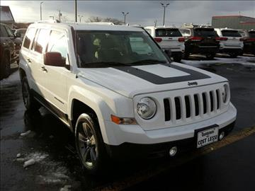 2017 Jeep Patriot for sale in Latham, NY