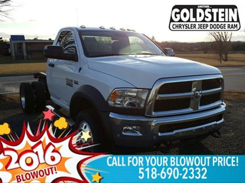 2016 RAM Ram Chassis 5500 for sale in Latham, NY