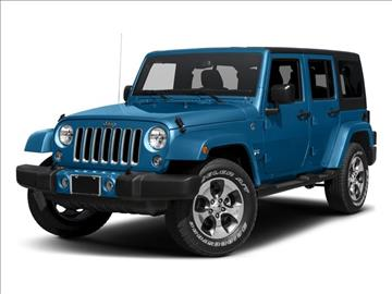 2017 Jeep Wrangler Unlimited for sale in Latham, NY